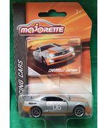 Majorette Chevorlet Camaro Racing Cars Series 1 Diecast Scale 1:64 - $5.95