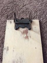 Vintage Yawman and Frhe Mfg Wood Clipboard Farmhouse Cast Irrelevant N M... - $26.68