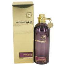 Montale Aoud Ever by Montale Eau De Parfum Spray (Unisex) 3.4 oz for Women - $128.95