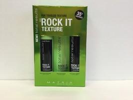 Matrix Total Results Rock It Texture Set - $27.71