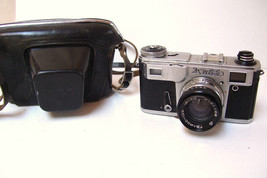 Russian Camera KUEB KIEV with Leather Case - 1.8/53 Lens - $94.99