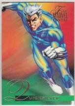 N) 1995 Flair Marvel Annual Comics Trading Card Avengers #114 - $1.97
