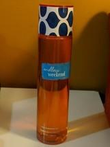 Bath & Body Works Endless Weekend Fine Fragrance Mist 8 Oz Spray New - $14.20