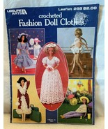 "Wedding dress swimsuit pjs 11 1/2"" fashion doll clothes dress Crochet pattern A - $5.93"