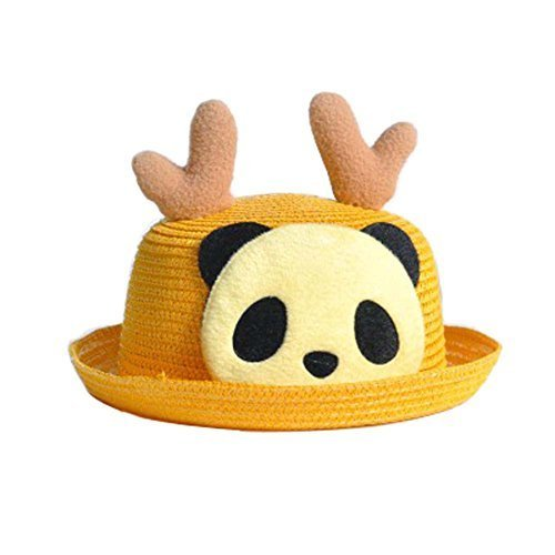 Baby Hat Summer Sun Hat Baby Cap Breathable Hat Round Cap Sunshade