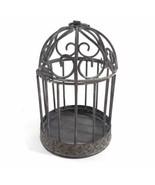 "Vintage Rustic Metal Classic Decorative Bird House Cage 5.5"" - $39.29"