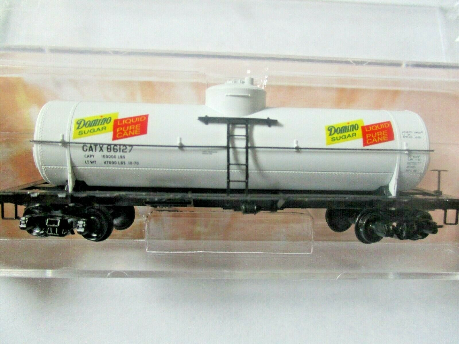 Micro-Trains # 06500176 Domino Sugar 39' Single Dome Tank Car Car # 5 N-Scale