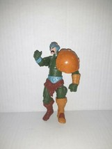 Masters of The Universe He-Man MOTU Man-At-Arms Action Figure 2001 Mattel - $9.74