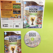 FIFA 2010 World Cup: South Africa - Nintendo Wii | Disc Plus - $3.00