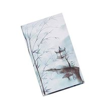Retro Creative Mini Notebook Portable Chinese Style Notepad Hand Account_A4 - $23.91