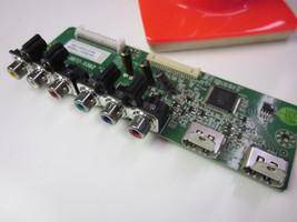 Vizio VO47LFHDTV30A Side AV Input (0171-3872-0362) - $22.95