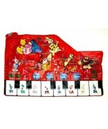 DISNEY STORE WINNIE THE POOH INTERACTIVE ELECTRONIC MUSICAL PIANO PLAY M... - $26.72
