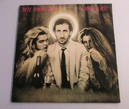 Pete Townsend Empty Glass vinyl record album - £5.64 GBP
