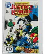 JUSTICE LEAGUE INTERNATIONAL #13 (MAY 1988) DC COMICS - C4986 - $2.99