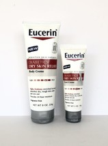 Eucerin Diabetics' Dry Skin Relief Body & Foot Cremes - $18.00