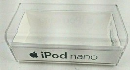 Ipod Nano Plastic Container (CASE ONLY-no iPod) with Quick Start Instruc... - $4.95