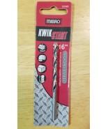 "Mibro 231081 3/16"" HSS Dril Bit - $3.55"