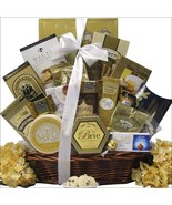 Sincere Thanks: Gourmet Thank You Gift Basket - $111.99