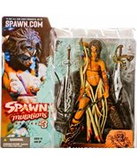 Warrior Lilith - Mcfarlane's Spawn 23 Mutations - $12.86
