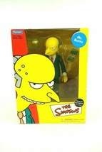 The Simpsons Faces Of Springfield Mr Burns NOS Figure New WOS  - $27.99