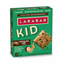 LARABAR Chocolate Chip Cookie, 5.76 oz, 6 Count - $16.78