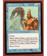Mtg Magic Proxy 1x Gilded Drake Commander Blackcore - $5.40