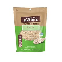 Back to Nature Gluten Free, Non-GMO Classic Granola, 12.5 Ounce