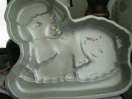 Wilton Lamb Cake Pan 1981 502-3444 - $14.14