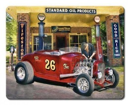Tinkering Hot Rod - $29.95