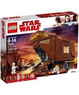 LEGO Star Wars 75220 Jawa Sandcrawler Building Set [NEW] - $144.44