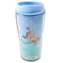 Tokyo Disney Sea Limited Aladdin & Jasmine Drink Bottle Tumbler Bottle Mug Cup  - $62.37