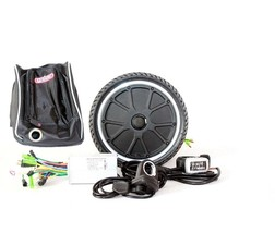 ELECTRIC BIKE MOTOR WHEEL KIT 250W EBS BRAKE LCD DISPLAY E-SCOOTER CONTR... - $348.71+