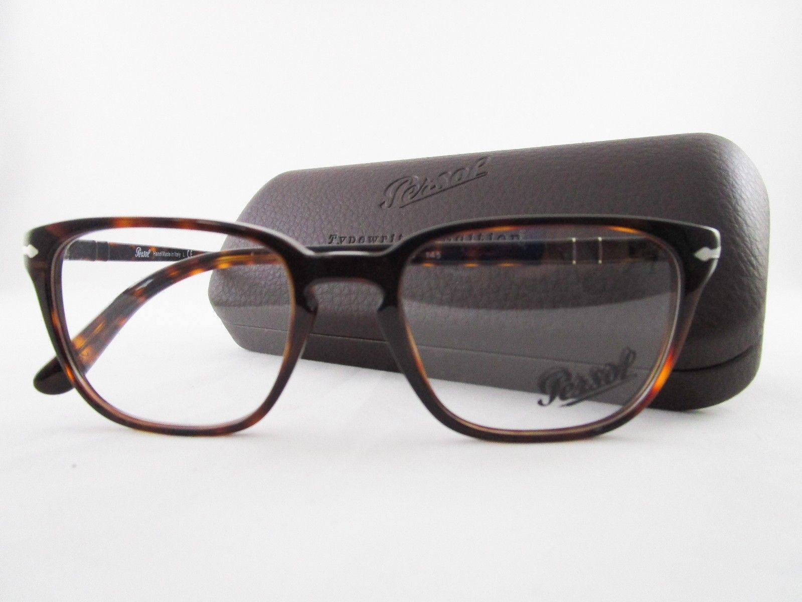 Persol 3117-V 24 Optical Frame Dark Havana and 25 similar items