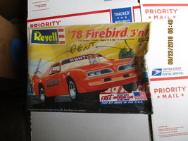 Revell 1978 Firebird 1/24 scale  (rough box) - $29.99