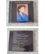 Anna Maria Alberghetti CD Writing (autograph?) on booklet, see photo. - $29.99