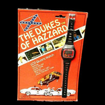 Dukes Of Hazzard Watch 1981 Dodge Charger new carded - $16.99