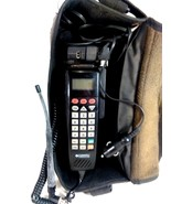Vintage 1995 Motorola Portable Bag Cell Car Phone SCN 2462A for movie pr... - $39.95