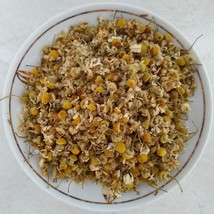 German Chamomile Flowers Dried Egypt 2 Oz -16 Oz Reclosalbe Bag - $7.29+