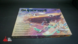 Supersell 1970's Vintage Board Jeu Complet Condor Voiture Argent Puissan... - $25.12