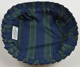 Longaberger Collectors Club 2002 Renewel Basket Liner Membership Stripe Fabric - $9.99