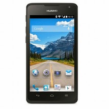 "Huawei Ascend Y530   (GSM UNLOCKED) 4.5"" Smartphone - Graphite Black"