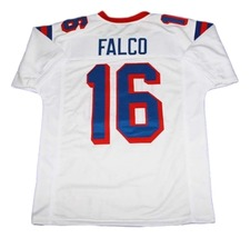 Falco #16 The Replacements Movie New Men Football Jersey White Any Size image 5