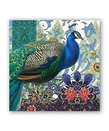 Michel Design Works Peacock Cocktail Napkin - $15.00