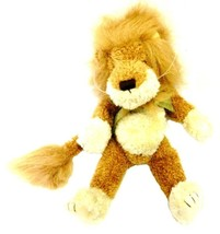 1999 Retired Boyds Bears Friends Lion Plush Stuffed Animal Doll Tags Col... - $24.22