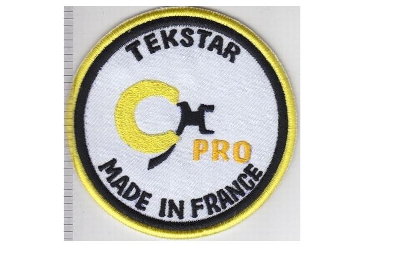 Scuba diving france comex pro tekstar regulator plongee sous marine patch  2  4.25 in