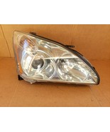 04-09 Lexus RX330 RX350 HID Xenon AFS Headlight Passenger Side RH POLISHED - $265.50