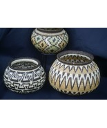 Wounaan Indian Museum Hösig Di Minute Weave Finest Art Geometric Basket ... - $331.55