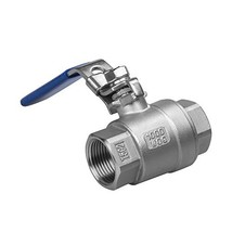 and Gas,1000WOG Dernord Full Port Ball Valve 1//2 Inch 1//2 Inch NPT Male x Female Stainless Steel 304 Heavy Duty for Water Oil