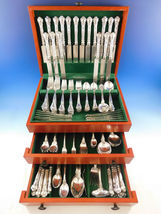 Chantilly by Gorham Sterling Silver Flatware Set for 18 Service 240 pcs Dinner image 3