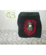 Small Dog Vest with skull Pet Puppy for chihuahua yorkie maltese XXXS/XX... - $9.99
